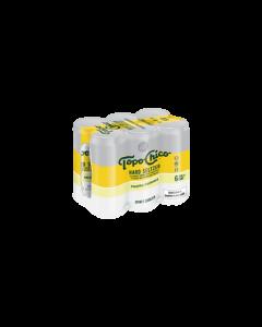 Topo Chico Hard Seltzer Pineapple 6x 330ml