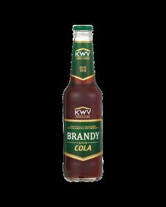 KWV Brandy & Cola (24x275ml)