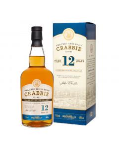 Crabbie 12 Years Old Single Malt Scotch Whisky 750ml
